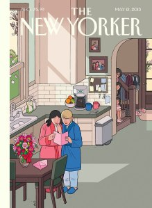 New Yorker Mother's Day 2013